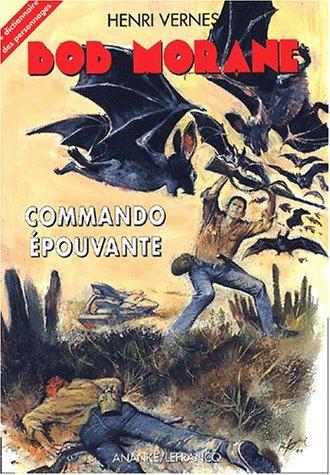 Commando épouvante (9782874180279) by Henri Vernes