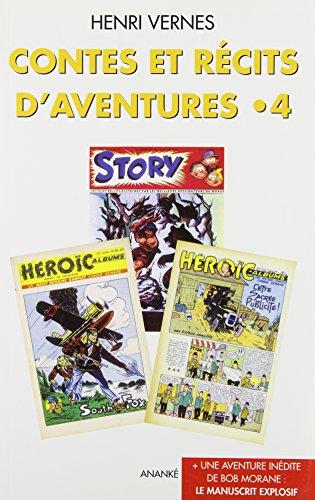 Contes et recits d'aventures Volume 4: Vernes,Henri