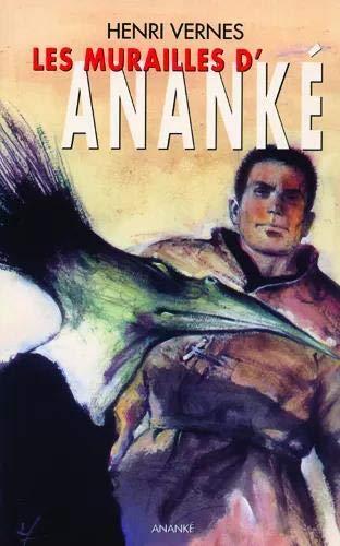 9782874181832: Les Murailles d'Ananké