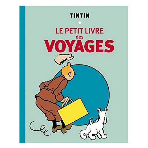 9782874240591: Tintin le petit livre du voyage