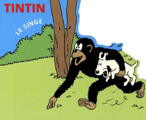 9782874240805: Le Singe (Tintin)