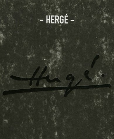 Herge (Pompidou Exhibition Book) (French Edition): Herge