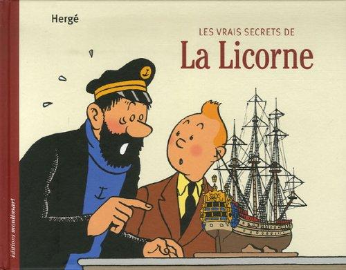 9782874241185: Les vrais secrets de la Licorne
