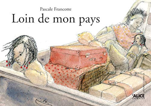 9782874260582: Loin de Mon Pays (English and French Edition)