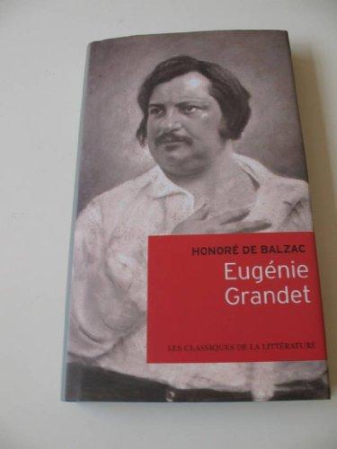 9782874272837: Eugénie Grandet - Honoré De Balzac
