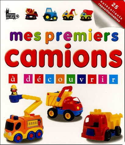 9782874315244: Mes premiers camions
