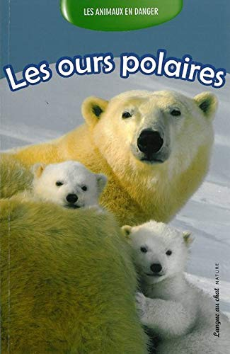 9782874318245: Les ours polaires