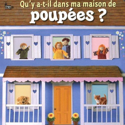 9782874318511: Qu Y a-T-Il Dans Ma Maison de Poupées?
