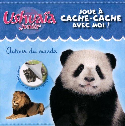 JOUE.CACHE-CACHE AVEC MOI!-AUTOUR MONDE: COLLECTIF