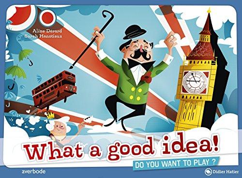 WHAT A GOOD IDEA !: AVERBODE