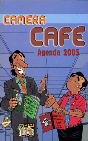 9782874420139: Cam�ra Caf� : La BD : Le mini agenda 2005