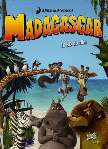 Madagascar : La BD du film - Studio Harchy, Newman, Greg