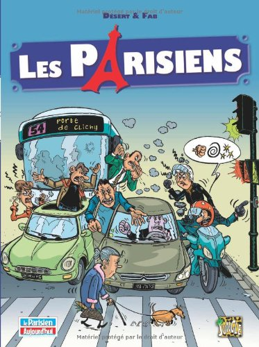 9782874422461: Les parisiens, Tome 1 (French Edition)