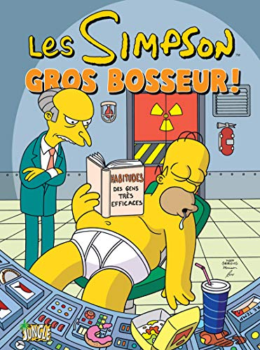 9782874426377: Les Simpson, Tome 8 (French Edition)