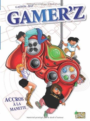 9782874426407: Gamer'z : Accros à la manette