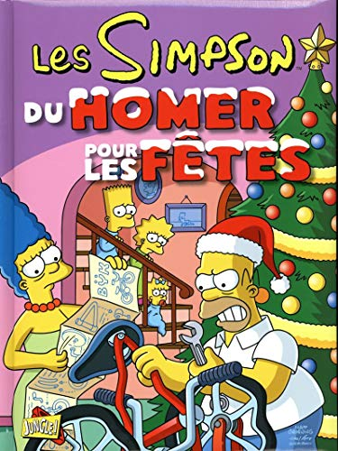 Les Simpson, Tome 2 : Du Homer: Groening, Matt, Collectif