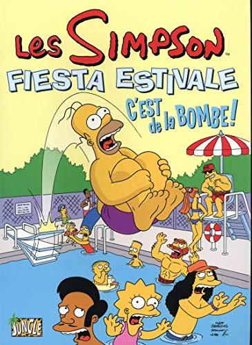 9782874427541: Les Simpson : Fiesta estivale : C'est de la Bombe !