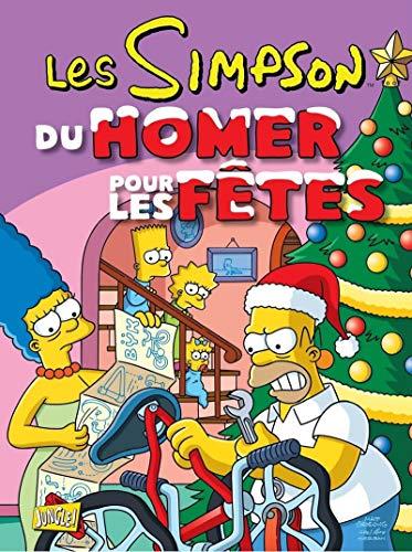 9782874427961: Les Simpson, Tome 2 : Fiesta estivale (French Edition)