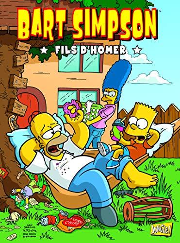 9782874428432: Bart Simpson, Tome 2 : En terrain glissant