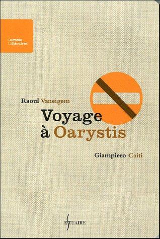 9782874430077: Voyage à Oarystis