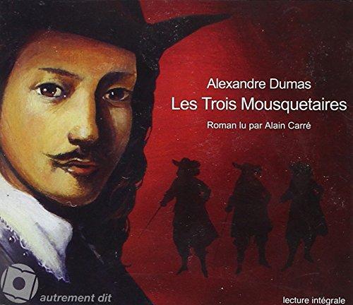 Les Trois Mousquetaires 20CD: Dumas Alexandre