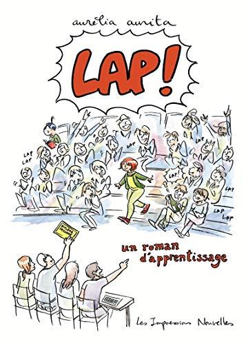 9782874491856: Lap ! un roman d'apprentissage