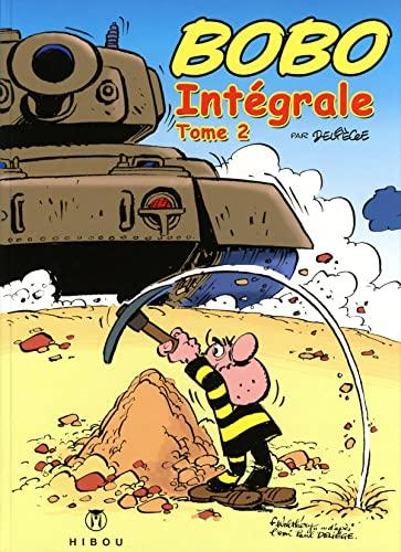 9782874530432: Bobo Intégrale T02