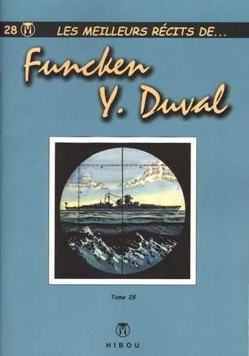9782874530524: Les meilleurs récits de..., Tome 28 : Funcken/Duval