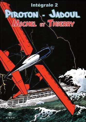 9782874530548: Michel et Thierry intégrale 2