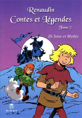 9782874530814: Le jeune Renaudin : Tome 2, Contes et légendes