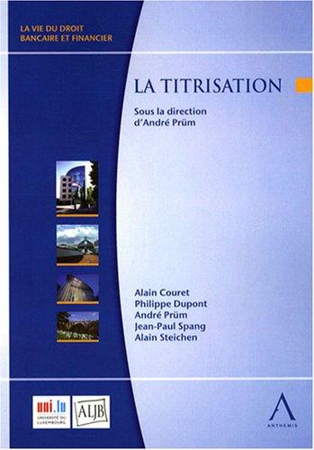 9782874551215: La titrisation