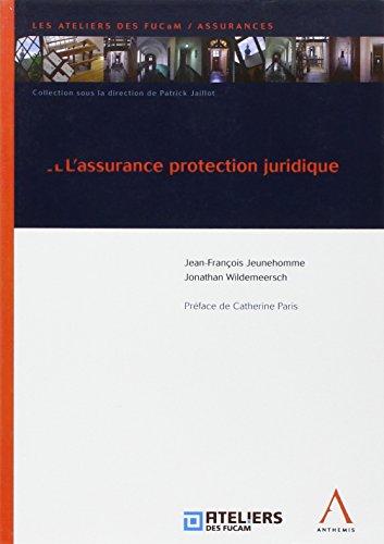 9782874554025: Assurance Protection Juridique (l')