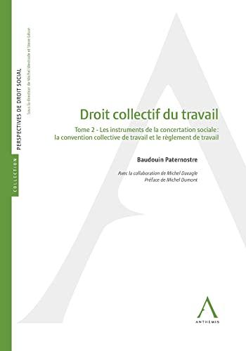 Droit collectif : CCT et règlement de travail - T2