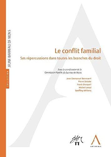 Le conflit familial dans toutes les branches du droit