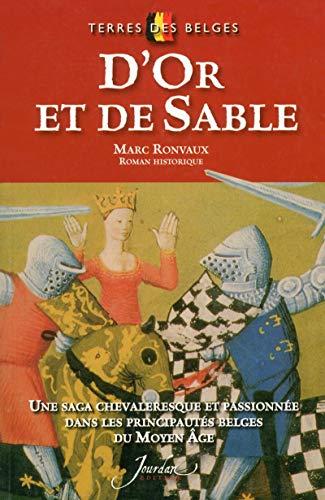 9782874660139: D'Or et de Sable