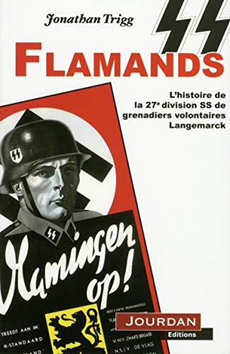 Les lions Flamands de Hitler: Jonathan Trigg