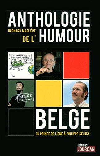 Anthologie de l'humour belge: Bernard Marliere