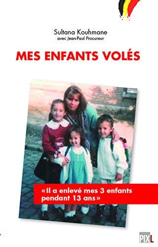 9782874662799: Mes Enfants Voles