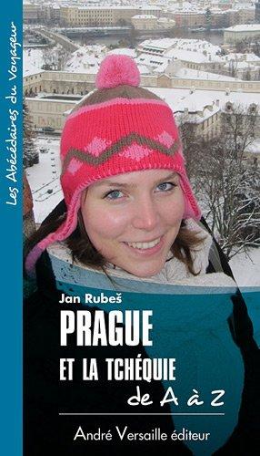 9782874951190: Prague et la Tchéquie de A à Z (French Edition)