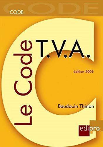 le code tva, 2eme edition