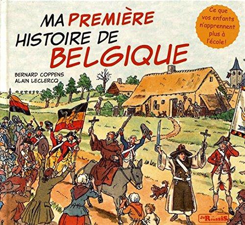 9782875330055: ma premiere histoire de belgique