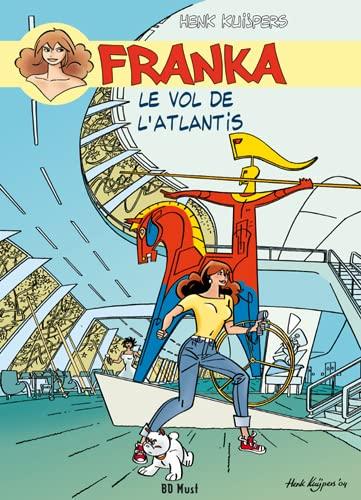 9782875350121: Franka FR 11 Le Vol de l'Atlantis