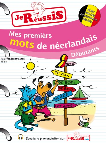 9782875460462: Mes premiers mots en Néerlandais