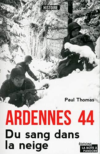 9782875571229: Ardennes 44 : du sang dans la neige