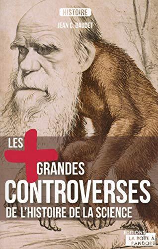 9782875571632: Les plus grandes controverses de l'Histoire de la science