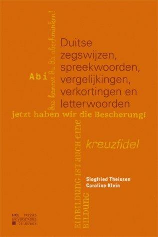 9782875580092: Duitse zegswijzen, spreekwoorden, vergelijkingen, verkortingen en letterwoorden