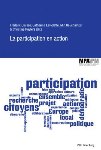 9782875740847: La participation en action