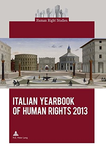 Italian Yearbook of Human Rights 2013 (Human: Antonio Papisca