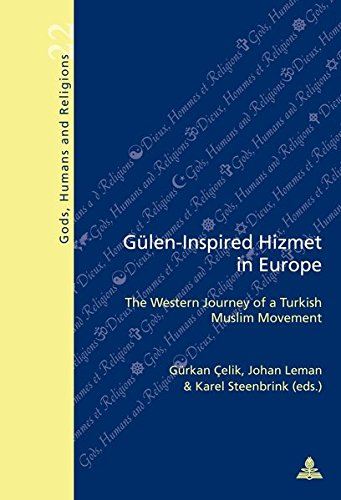 Guelen-Inspired Hizmet in Europe (Dieux, Hommes et Religions): Gurkan Celik, Johan Leman, Karel ...