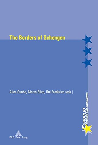 9782875743084: The Borders of Schengen (Euroclio)